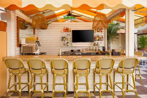 普利茅斯南海滩酒店 - 迈阿密海滩 - 酒吧