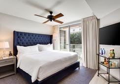 普利茅斯南海滩酒店 - 迈阿密海滩 - 睡房