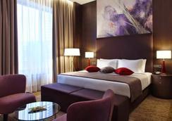 莫斯科希尔顿逸林酒店- 滨海 - 莫斯科 - 睡房