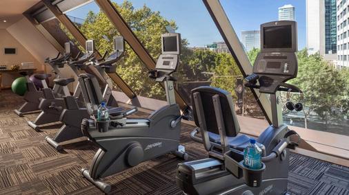悉尼四季酒店 - 悉尼 - 健身房