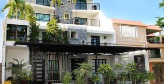 玛拉祖尔精品酒店 - 坎昆 - 建筑