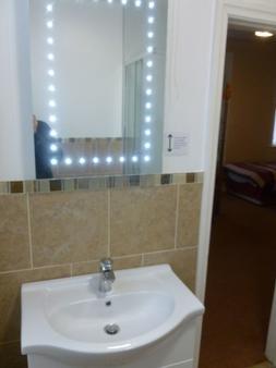 阿斯科特格兰奇酒店 - 沃均餐厅 - 利兹 - 浴室