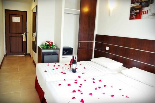 贝拉维斯塔快捷酒店 - 兰卡威 - 睡房