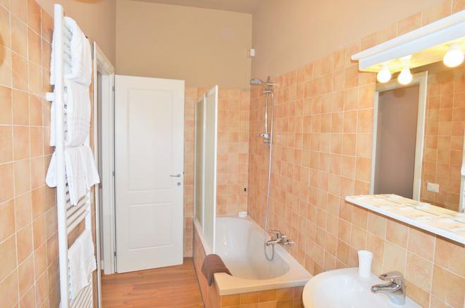 龙胆酒店 - 罗马 - 浴室
