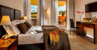 圣保罗酒店 - 罗马 - 睡房