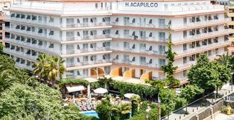 阿卡普尔科酒店 - 罗列特海岸 - 建筑