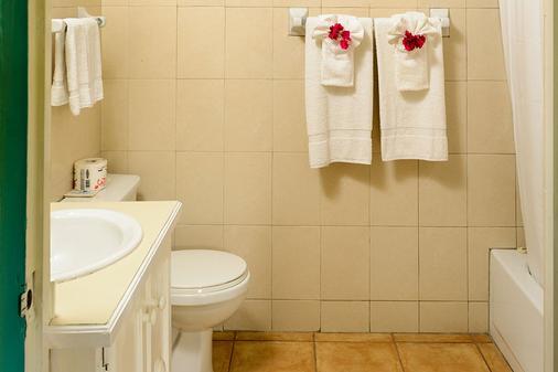 多科特斯岩洞海滩酒店 - 蒙特哥贝 - 浴室