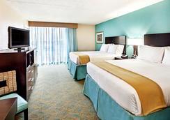 查尔斯顿市中心智选假日酒店 - 阿什利河 - 查尔斯顿 - 睡房
