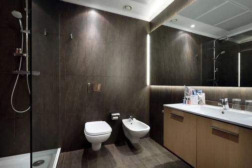 毕尔巴鄂西方酒店 - 毕尔巴鄂 - 浴室