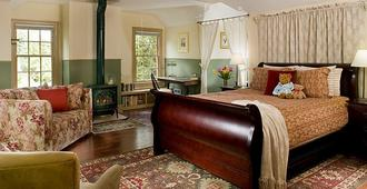 Chambered Nautilus Bed and Breakfast Inn - 西雅图 - 睡房