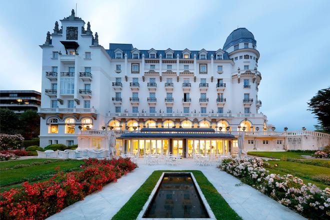 欧洲之星皇家酒店 - 桑坦德 - 建筑