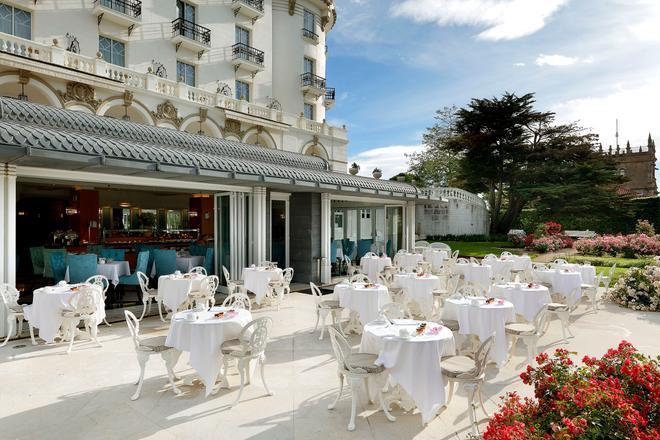 欧洲之星皇家酒店 - 桑坦德 - 宴会厅