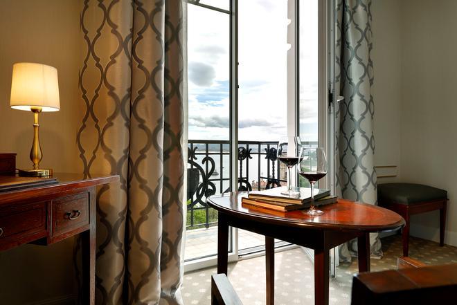 欧洲之星皇家酒店 - 桑坦德 - 阳台
