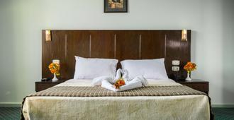 开罗瑞士旅馆酒店 - 吉萨 - 睡房