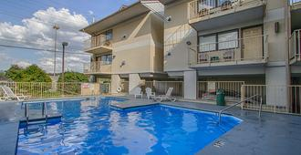 度假别墅酒店 - 鸽子谷 - 游泳池