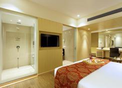 快捷塔酒店 - 瓦多达拉(巴罗达) - 睡房
