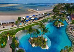 巴厘贝诺亚尼可海滩日航酒店 - 乌鲁瓦图 - 游泳池
