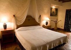 帕纳哈切尔波萨达唐罗德里戈酒店 - Panajachel - 睡房