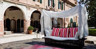 摩洛林别墅 - 威尼斯 - 露台