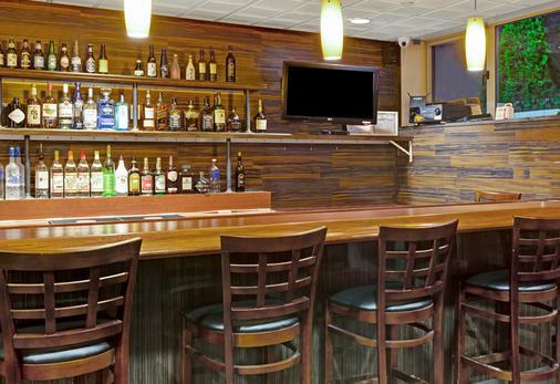 长岛市温德姆花园酒店 - 皇后区 - 酒吧