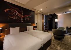 格兰贝尔酒店 - 东京 - 睡房