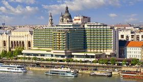 布达佩斯万豪酒店 - 布达佩斯 - 建筑