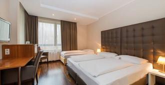 帕卡特套房酒店 - 维也纳 - 睡房