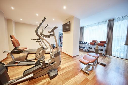 帕卡特套房酒店 - 维也纳 - 健身房