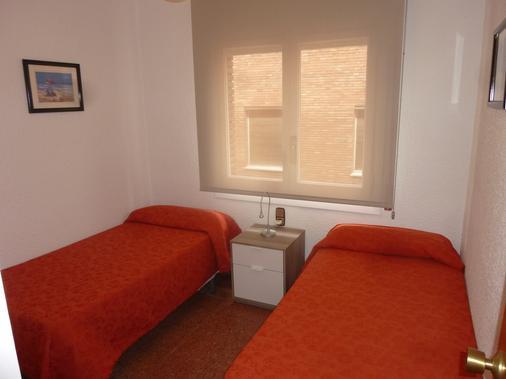 甘杜西尔公寓 - 巴塞罗那 - 睡房