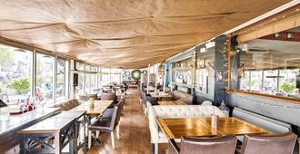 海洋酒店 - 比亚里茨 - 餐馆