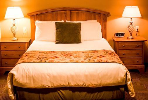 凯瑞华晟套房酒店 - 费尔班克斯 - 睡房