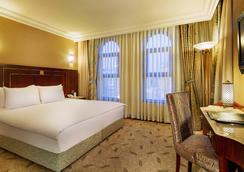 伊斯坦布尔皇冠假日古城酒店 - 伊斯坦布尔 - 睡房