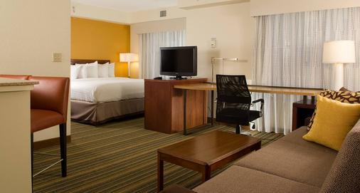 奥兰多会议中心酒店 - 奥兰多 - 睡房