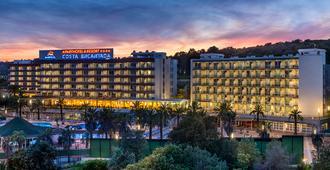 公寓科斯塔恩坎塔达酒店 - 罗列特海岸 - 建筑