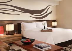 凯撒宫诺布酒店 - 拉斯维加斯 - 睡房