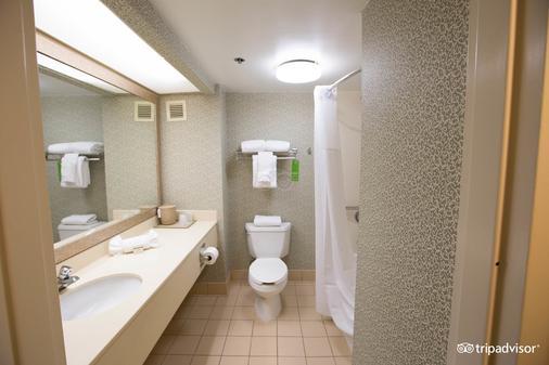 麦道河酒店 - 锡考克斯 - 浴室
