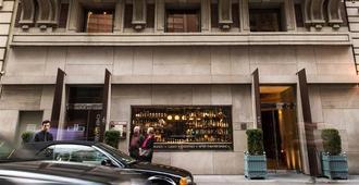 纽约城市俱乐部酒店 - 纽约 - 建筑