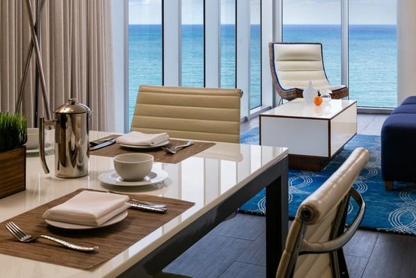 迈阿密海滩诺布酒店 - 迈阿密海滩 - 餐厅