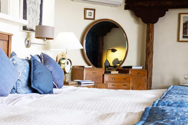 唐恩库姆布雷斯精品酒店及 Spa - 埃斯特角城 - 睡房