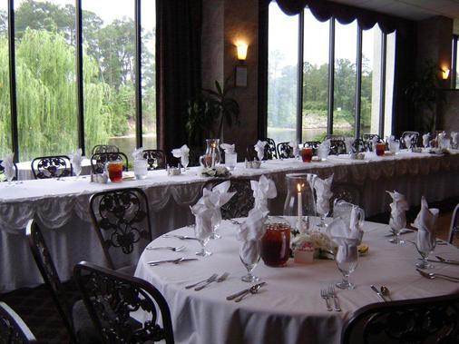 河滨漫步套房酒店 - 默特尔比奇 - 宴会厅