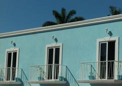 小广场酒店 - 梅里达 - 户外景观