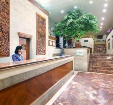 雅加达机场托普特尔斯酒店