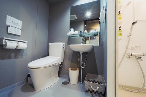 东京浅草桥格利兹旅舍 - 东京 - 浴室