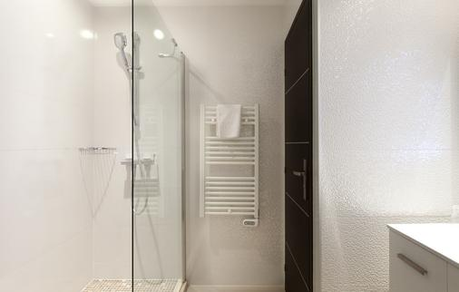 阿尔伯特第一酒店 - 尼斯 - 浴室