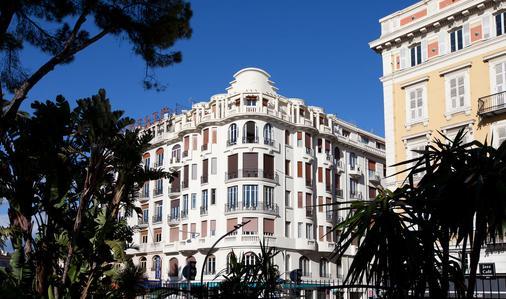 阿尔伯特第一酒店 - 尼斯 - 建筑