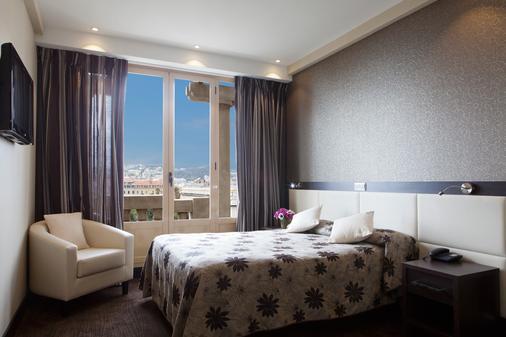 阿尔伯特第一酒店 - 尼斯 - 睡房