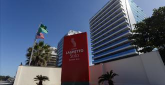 拉赫托斯地罗巴拉里奥酒店 - 里约热内卢 - 建筑