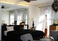 阿克赛尔豪斯及蓝色家园酒店 - 柏林 - 睡房