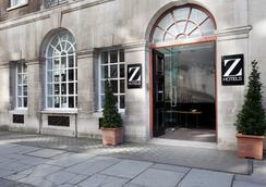 维多利亚Z酒店 - 伦敦 - 建筑
