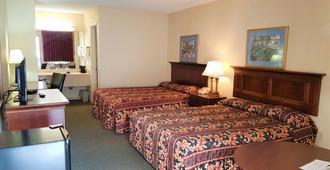 瑞士乡村旅馆 - 尤里卡斯普林斯 - 睡房